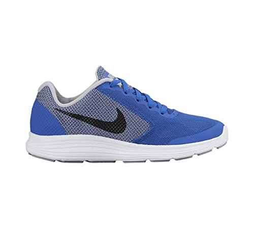 best service 84189 b0c13 NIKE Scarpe Ragazzoa Revolution 3 GS Calzature Casual 819413-402  Amazon.co.uk Shoes  Bags