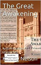 The Great Awakening: And Princeton University