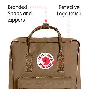 Fjallraven - Kanken Classic Backpack for Everyday, Sand