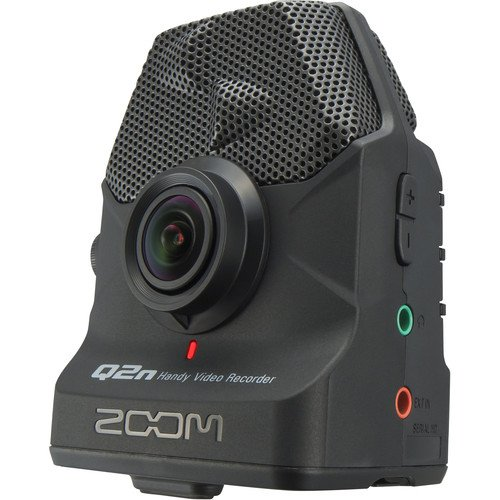 Zoom Q2n Handy Video Recorder with Q2N Accessory Pack