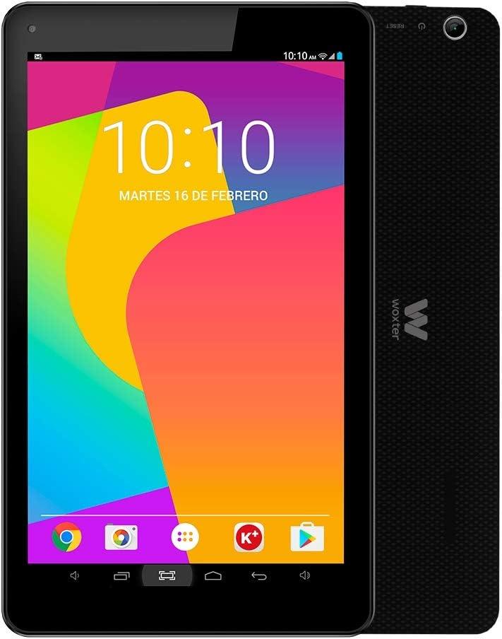 Woxter Tablet N-90 Negra 9