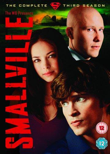 Smallville: Season 3 [Region 2] (Smallville Season 2 compare prices)