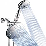 DreamSpa 1432 3-way Rainfall Shower-Head and Handheld Shower, Chrome
