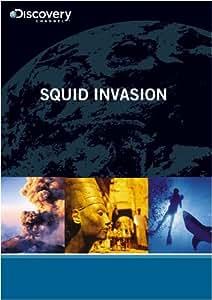 Squid Invasion