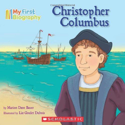My First Biography: Christopher Columbus pdf epub
