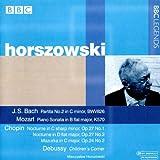 Partita No. 2 / Piano Sonata No. 17 / Nocturnes / Mazurka / Children's Corner