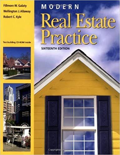 Modern Real Estate Practice 18th Edition Pdf