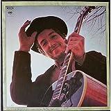 Bob Dylan - Nashville Skyline - Vintage Album Cover Poster