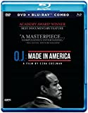 Espn 30 for 30: OJ Made in America Theatrical Edition DVD Blu ray combo [Blu-ray]