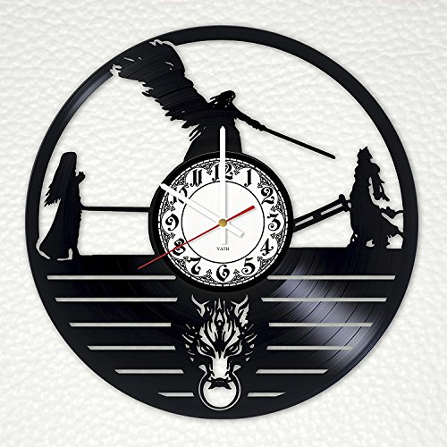 Excellent Vinyl Record Wall Clock Gift ideas for friends