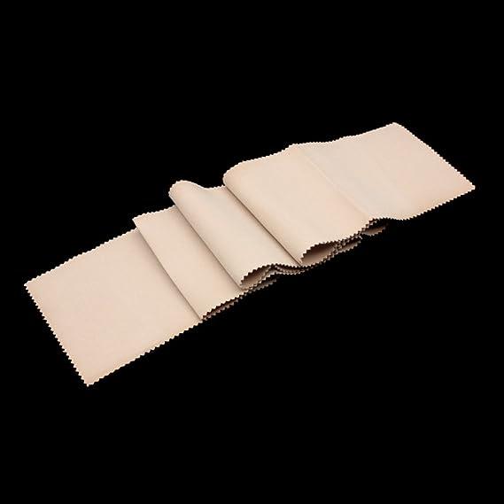 Noir Baoblaze Clavier Piano Housse Protection Chiffon Anti-Poussi/ère Couverture Fait de Flanelle