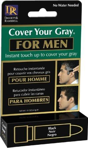 Cacher les cheveux gris pour homme