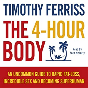The 4-Hour Body Audiobook
