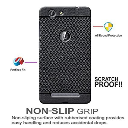 more photos 2d46e 6dd35 Gionee F103 Back Cover /Back Cover For Gionee F103: Amazon.in ...