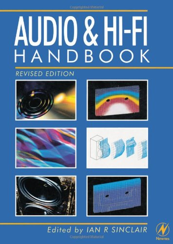 Audio and Hi-Fi Handbook by Ian Sinclair