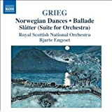 Grieg: Orchestrated Piano Pieces