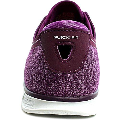 Skechers Go Step Lite-Agile Mujer US 5 Morado Zapato para Correr
