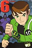 Ben 10 Age 6 Birthday Card by Party2u