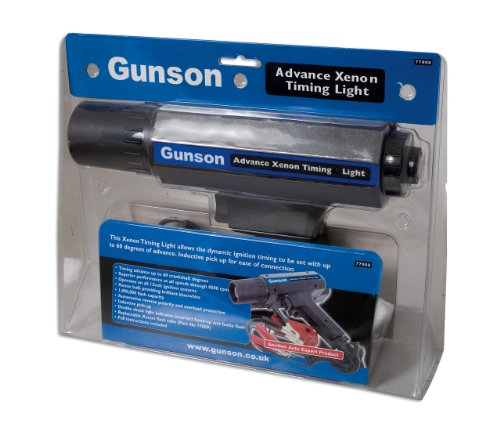 Gunson - 77008 Timing Light With Advance Feature by Gunson (Image #1)