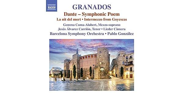 Amazon.com: Granados: Orchestral Works, Vol. 2: The ...