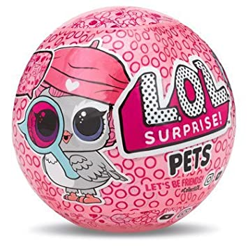 Amazon Es Lol Surprise Serie 4 Pets Surprise Juguetes Y Juegos