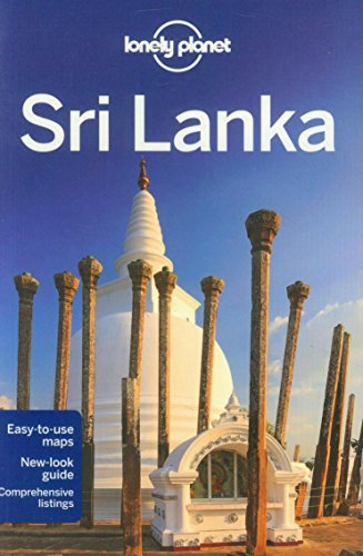 Lonely Planet Sri Lanka (Travel Guide) by Lonely Planet (13-Jul-2012) Paperback