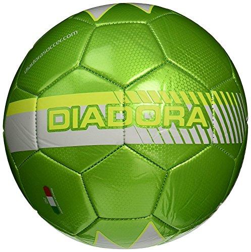 (Diadora Soccer Fulmine Ball, Green, Size 3)