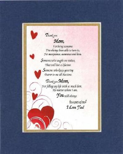 Amazoncom Touching And Heartfelt Poem For Mothers
