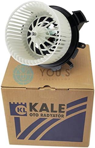 Col Rizada Ventilador Interior Motor Eléctrico Diámetro: 145mm Voltaje: 12V - A0008356007: Amazon.es: Coche y moto