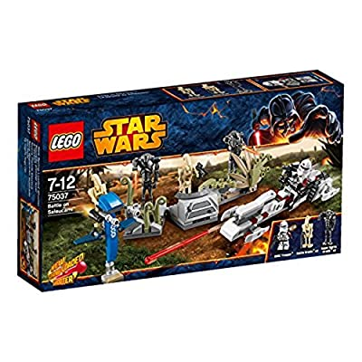 Lego Star Wars 75037 Battle on Saleucami: Toys & Games