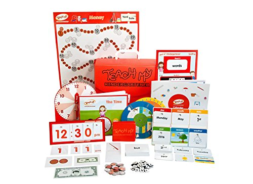 Teach My Kindergartener Deluxe Learning Kit ()