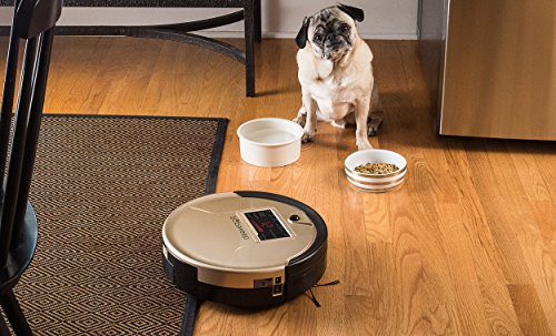 Bobsweep Pethair Robot Vacuum Cleaner And Mop