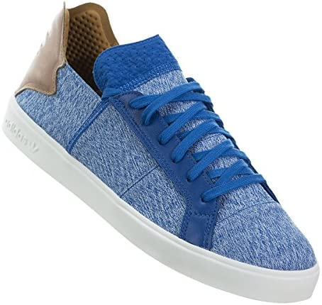 Adidas Vulc Lace Up Pharrell Williams AQ5779 Herren Schuhe Blau - Grösse: EU 40 UK 6.5