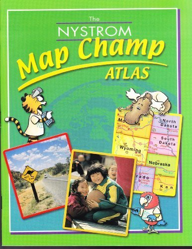 Nystrom Map Champ Atlas. (Paperback)
