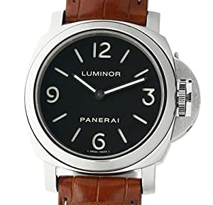 Panerai Luminor Mechanical-Hand-Wind Male Watch (Certified Pre-Owned)