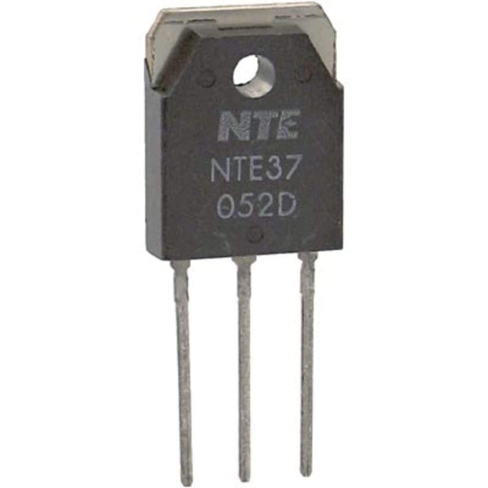 Transistor; Bipolar; Si; PNP; AF; Amplifier; High Current; VCEO 140V; IC 12A; PD 100W, Pack of 5