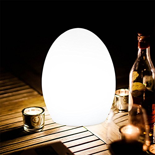 139 Projector Lamp - ZLMI LED Night Light, Seven Color Creative Fashion Scene Egg Light Dust/Waterproof USB Charging Candle Light Scene Egg Light,B11CM