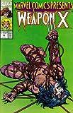Image of Marvel Comics Presents #75 : Wolverine as Weapon X, Shanna, Meggan, Shadow Cat, & Dr. Doom (Marvel Comics)