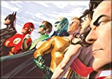 "Ata-Boy DC Comics Alex Ross Justice League 2.5"" x"