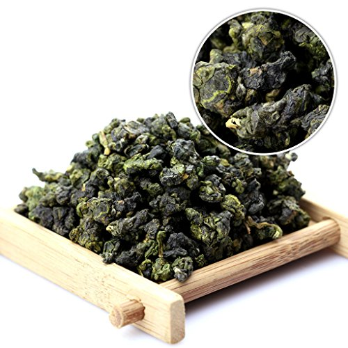 Vintage Oolong Tea - GOARTEA 500g (17.6 Oz) Supreme Taiwan High Mountain Jinxuan Jin Xuan Milk Oolong Tea