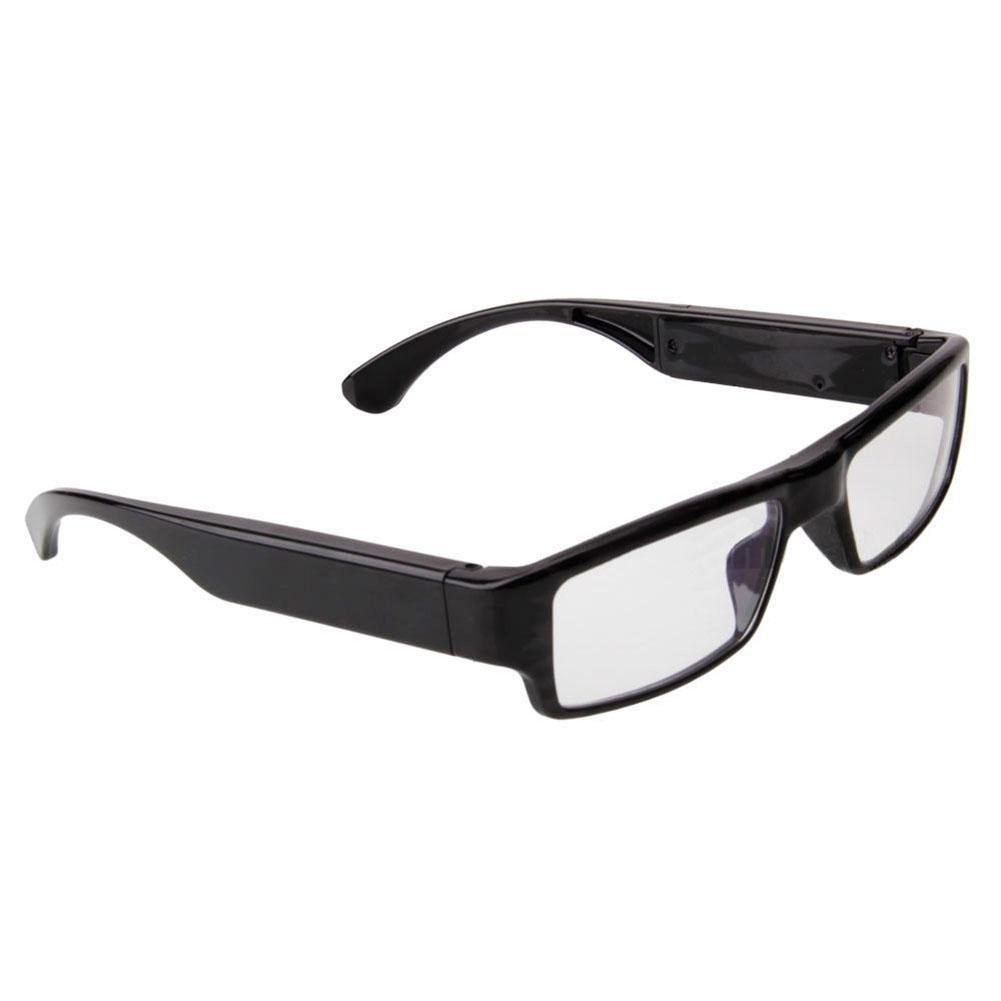 Asiproper Mini HD 720p Lunettes cachée Eyewear Caméra de sécurité Cam DVR Vidéo Recor