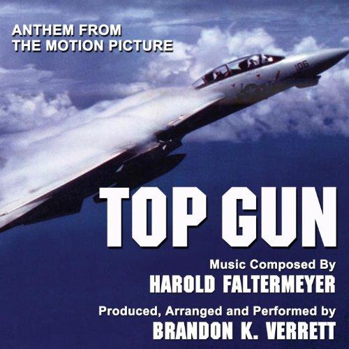 Top Gun - Anthem (Harold Faltermeyer) - Single