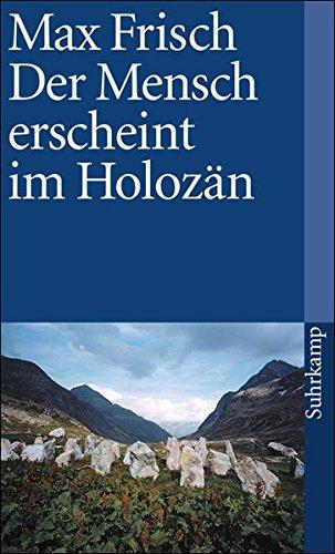 Der Mensch Erscheint IM Holozaen (German Edition)