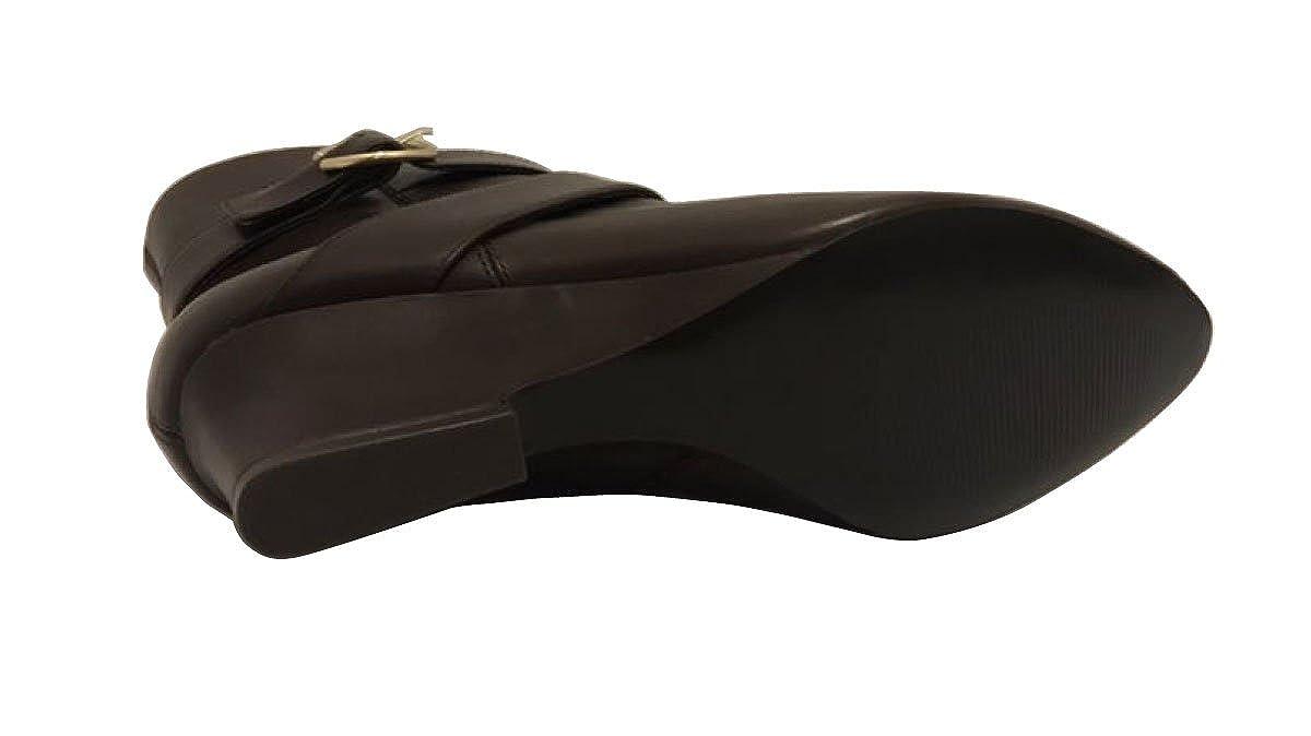 Nine West Journeyono Dark Natural Boots Size 9 M