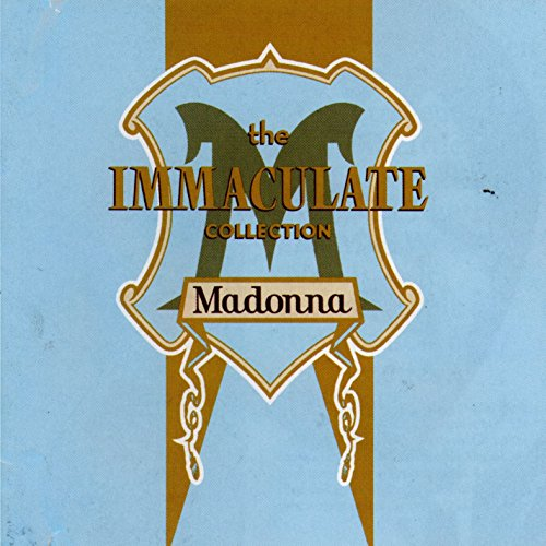 Immaculate Collection, The cover