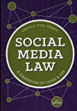 Social Media Law: A Handbook of Cases and Uses