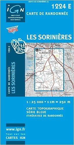 Ebook pour la structure de données téléchargement gratuit Carte de randonnée : Les Sorinières RTF