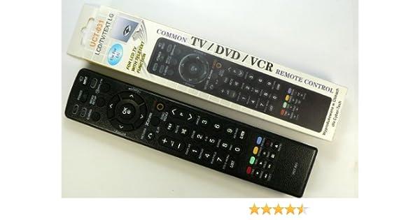 Mando a distancia emisor manual de uct 031 universal apto para LG ...