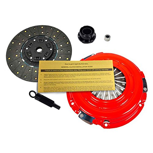 EFT STAGE 2 CLUTCH KIT CAMARO Z28 SS FIREBIRD GTO CORVETTE 5.7L OHV LS1 Z06 LS6 Corvette Replacement Clutch Kit