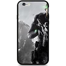 Customized iPone SE Case's Shop Christmas Gifts 2015 Case For iPhone SE/iPhone 5/5s With Nice Cool Tom Clancy's Splinter Cell: Blacklist Appearance 4065562ZJ399735762I5S